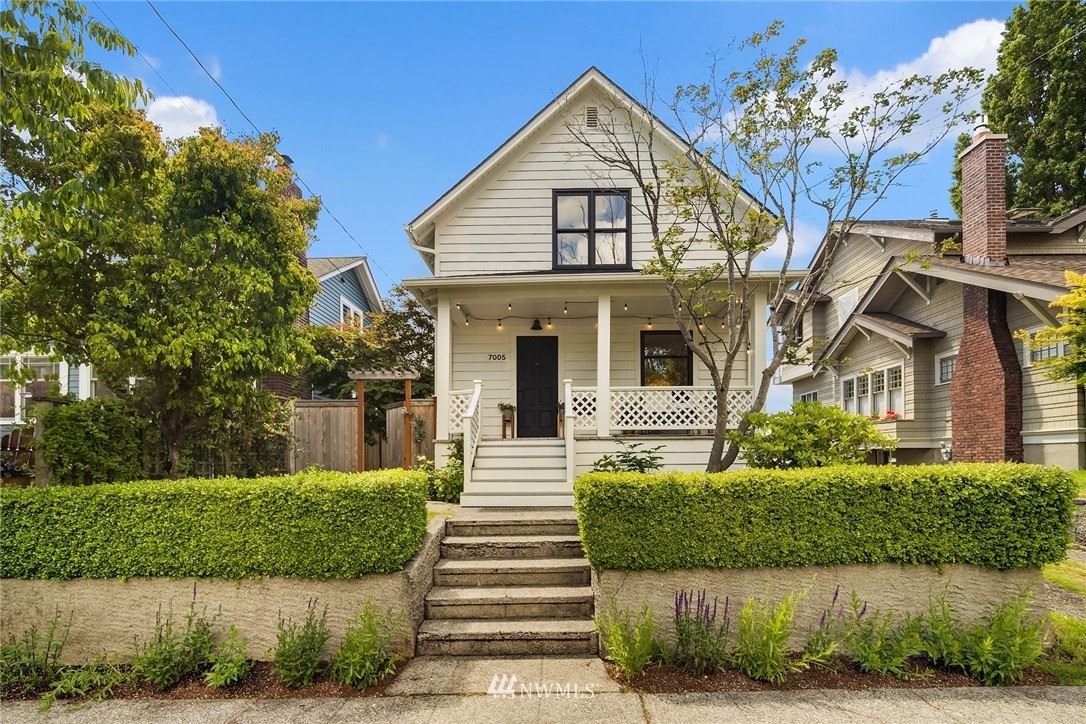 Photo of 7005 Sycamore Avenue NW, Seattle, WA 98117 (MLS # 1791267)