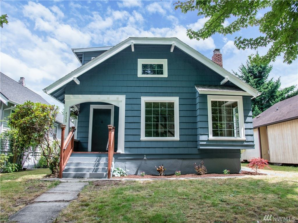 Photo of 4329 S G St, Tacoma, WA 98418 (MLS # 1640268)