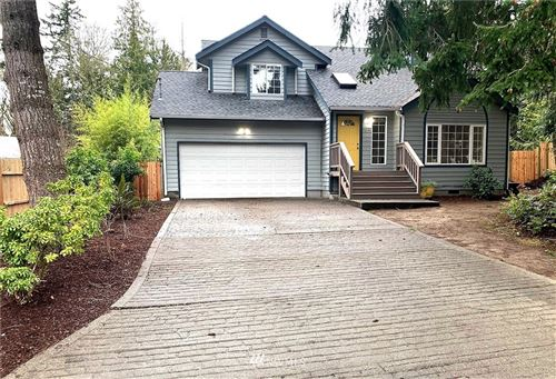 Photo of 22295 Wavecrest Avenue NE, Poulsbo, WA 98370 (MLS # 1736269)