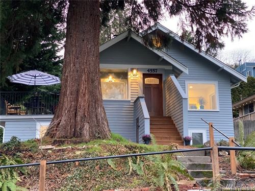 Photo of 4557 50th Ave SW, Seattle, WA 98116 (MLS # 1560270)