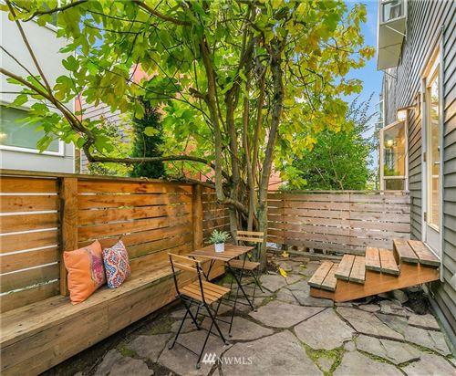 Photo of 1501 E Spring Street #4, Seattle, WA 98122 (MLS # 1856270)