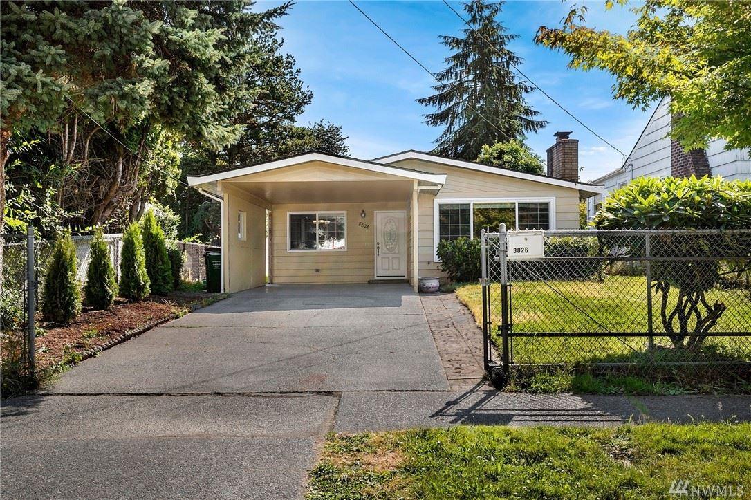 Photo of 8826 10th Avenue SW, Seattle, WA 98106 (MLS # 1637270)