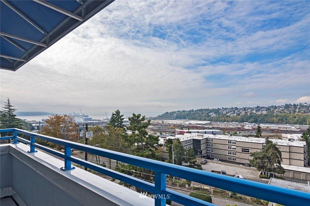 2244 13th Avenue W #402, Seattle, WA 98119 - MLS#: 1850275