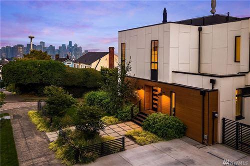 Photo of 603 W Kinnear Place, Seattle, WA 98119 (MLS # 1618276)