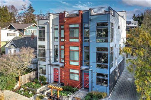 Photo of 3840 Ashworth Avenue N, Seattle, WA 98103 (MLS # 1697276)