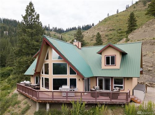 Photo of 9605 N Fork Road, Cashmere, WA 98815 (MLS # 1586277)