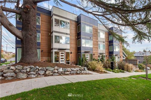 Photo of 2860 SW Adams Street, Seattle, WA 98126 (MLS # 1684278)