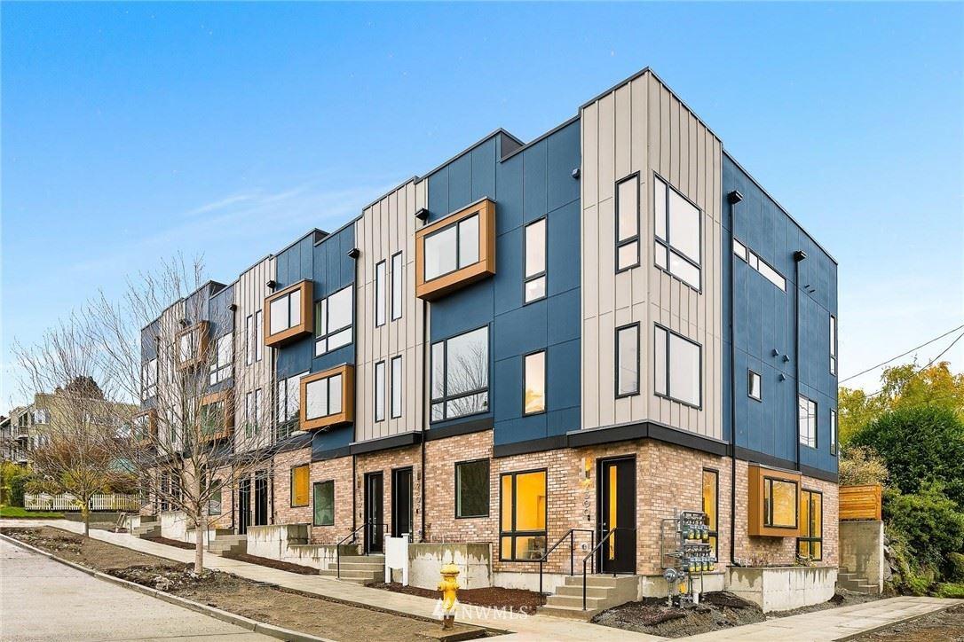 Photo of 2306 W Newton Street, Seattle, WA 98199 (MLS # 1665278)