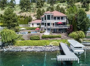 Photo of 3501 Chelan Blvd, Manson, WA 98831 (MLS # 1459279)