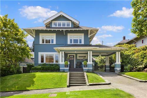 Photo of 1431 E Ward Street, Seattle, WA 98112 (MLS # 1796280)