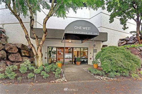 Photo of 5000 California Avenue SW #104, Seattle, WA 98136 (MLS # 1852280)
