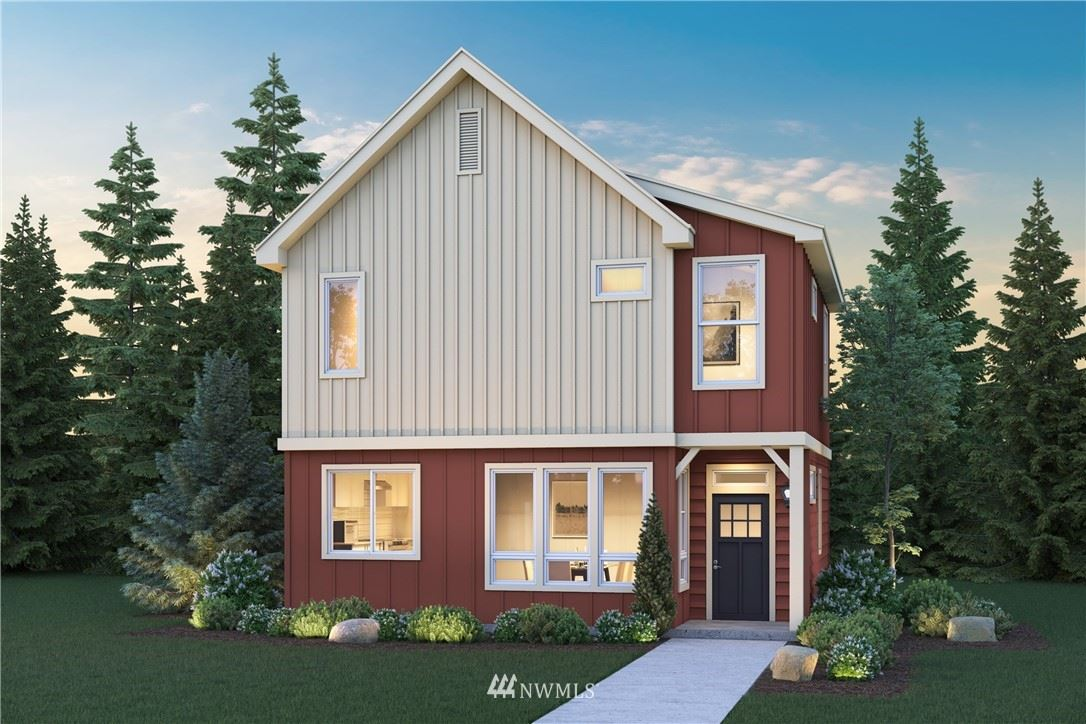 Photo of 9243 14th Avenue NW #A, Seattle, WA 98117 (MLS # 1786280)