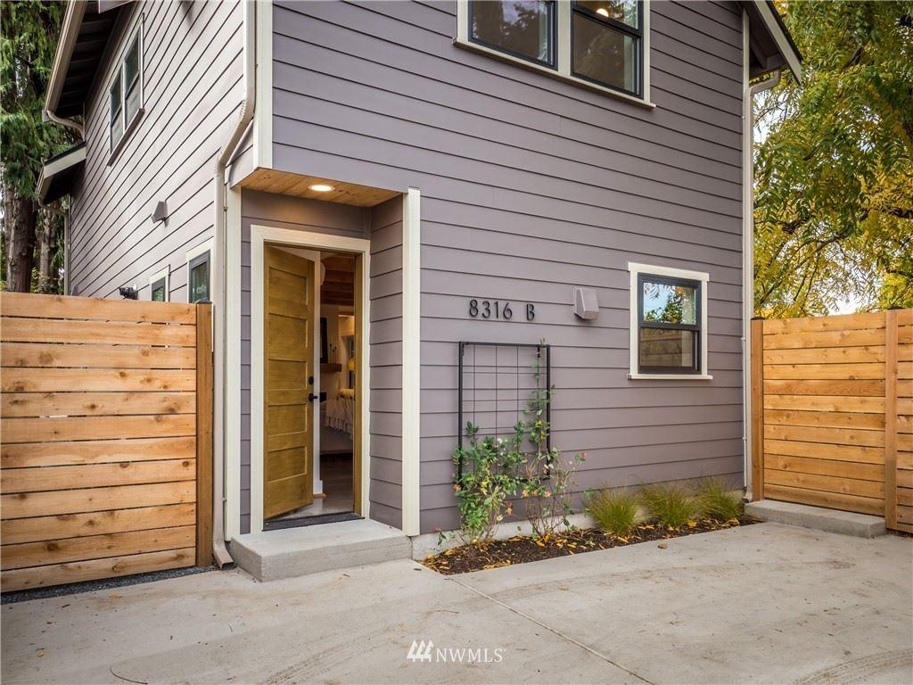 8316 30th Avenue NW #B, Seattle, WA 98117 - #: 1856283