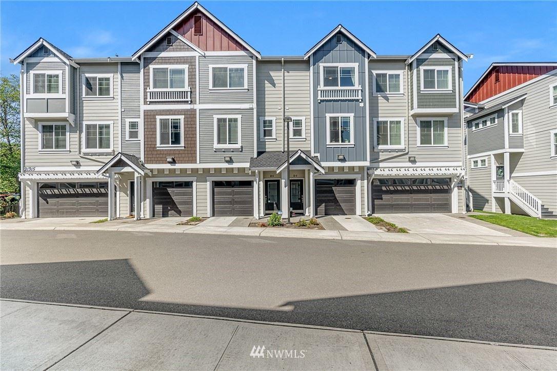 Photo of 21315 48th Avenue W #D4, Mountlake Terrace, WA 98043 (MLS # 1770284)