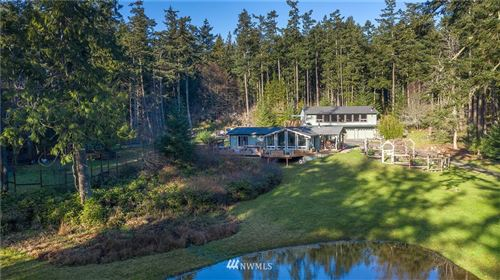 Photo of 150 Mint Meadow Lane, Orcas Island, WA 98245 (MLS # 1717285)