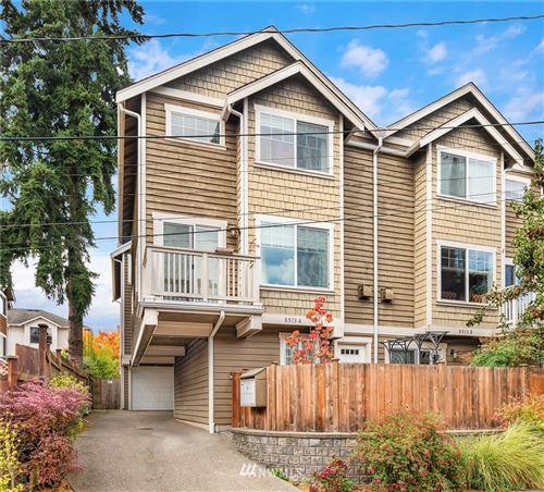Photo of 8511 Stone Avenue N #B, Seattle, WA 98103 (MLS # 1854286)