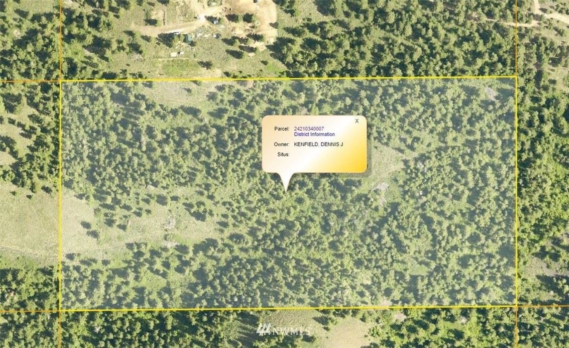 Photo of 5 Redfield Road, Waterville, WA 98858 (MLS # 1775286)