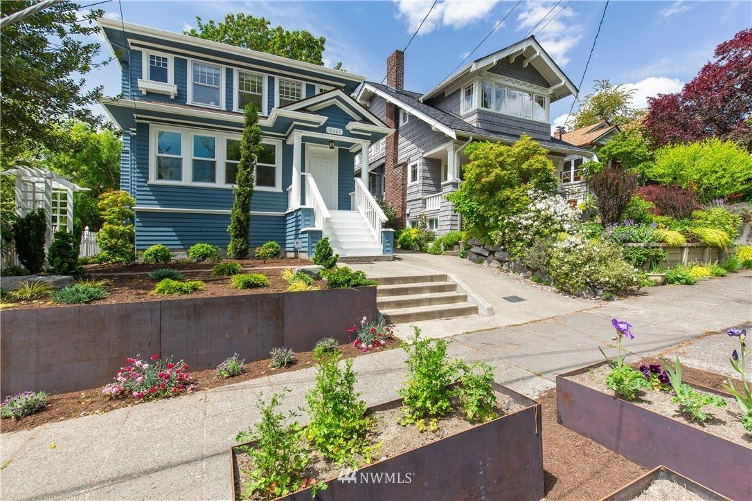 Photo of 6509 18th Avenue NE, Seattle, WA 98115 (MLS # 1782286)