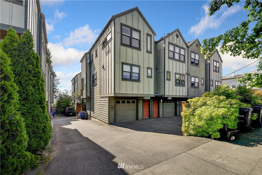 Photo of 11707 Greenwood Avenue N #C, Seattle, WA 98133 (MLS # 1788286)