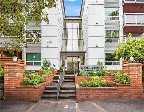 Photo for 10501 8th Avenue NE #327, Seattle, WA 98125 (MLS # 1799288)