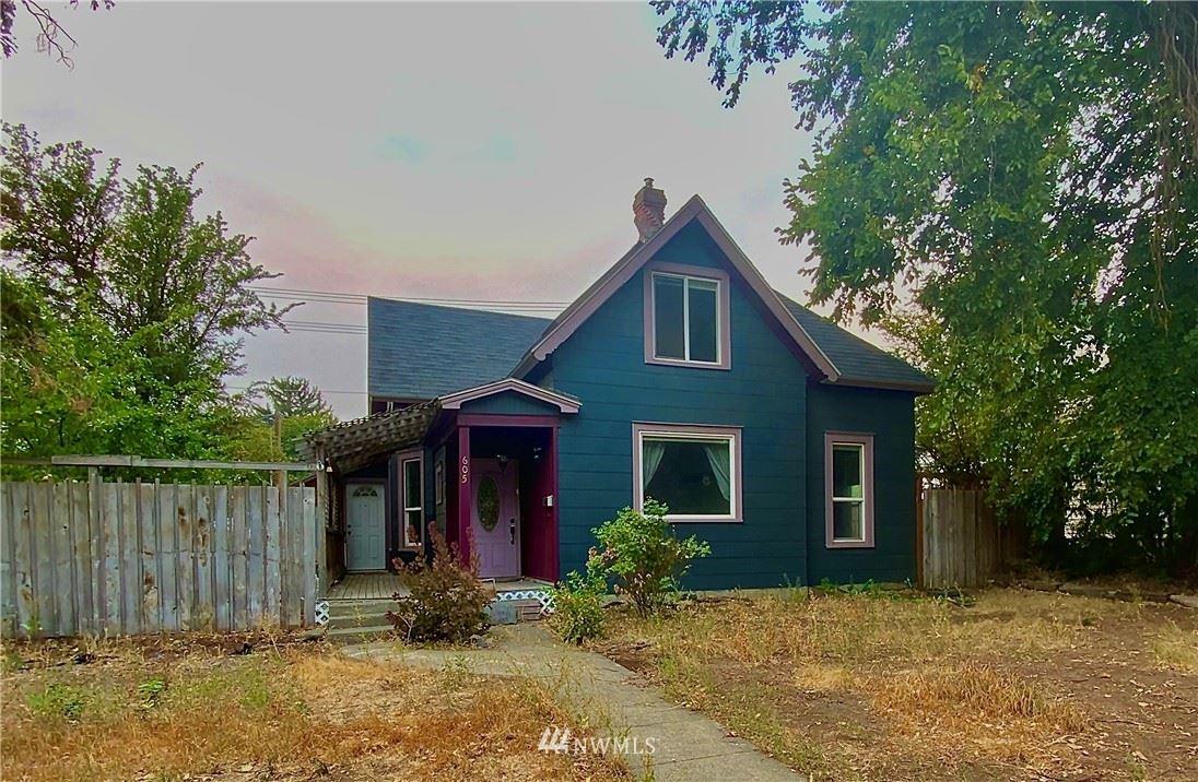 605 N Sampson Street, Ellensburg, WA 98926 - MLS#: 1836288