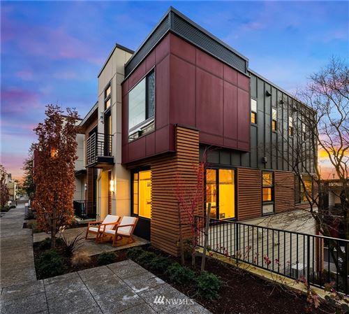 Photo of 941 W McGraw Street #43, Seattle, WA 98119 (MLS # 1734289)