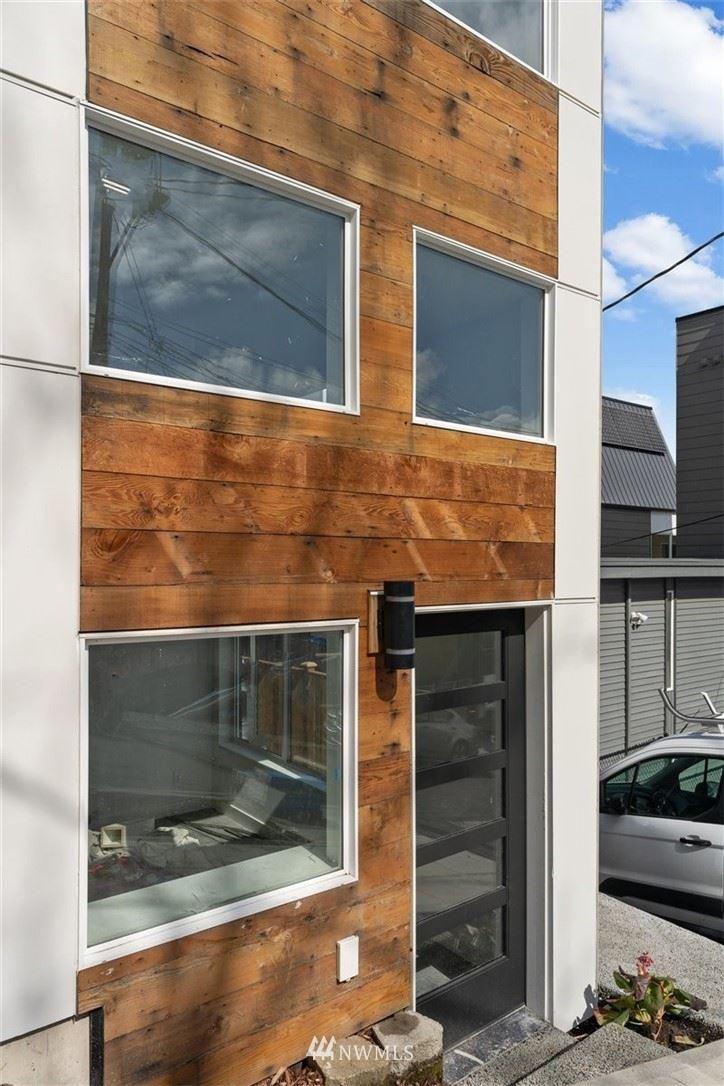 Photo of 3026 SW Charlestown Street #A, Seattle, WA 98126 (MLS # 1777289)