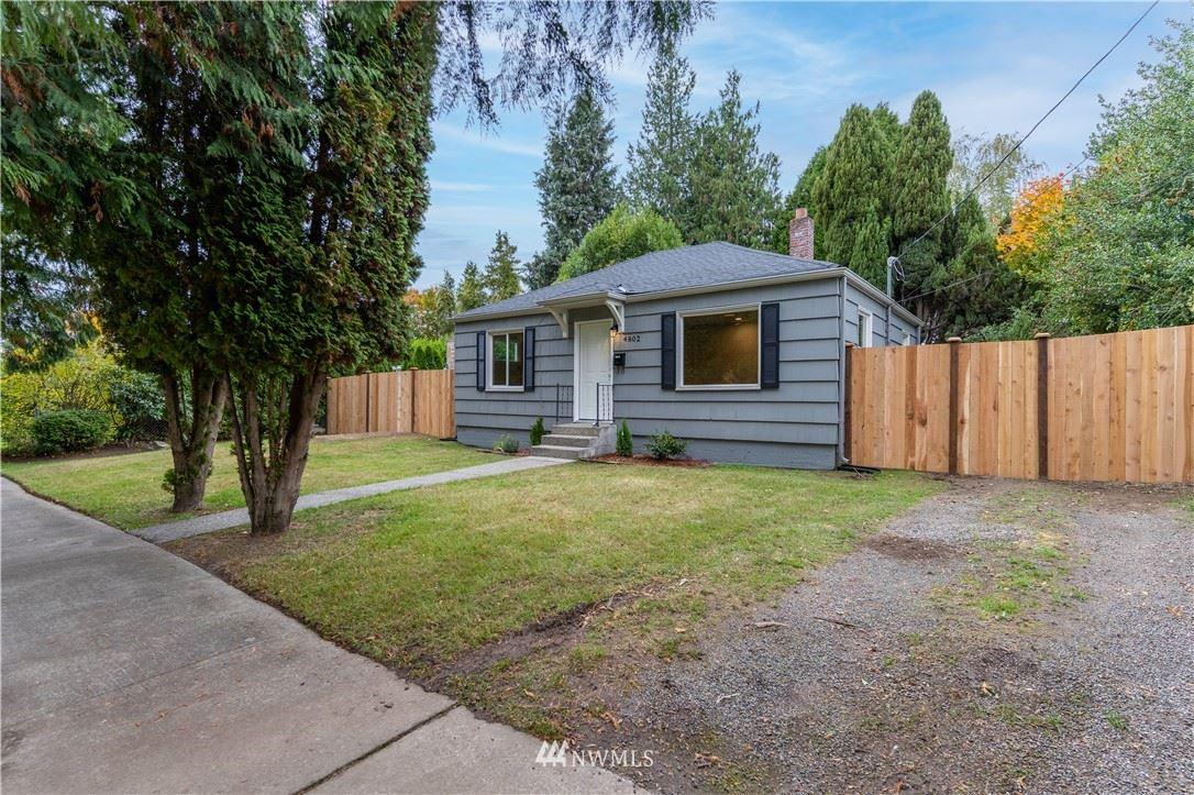 4802 S I Street, Tacoma, WA 98408 - MLS#: 1855289