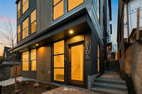 Photo of 810 NE 69th Street #A, Seattle, WA 98115 (MLS # 1745290)