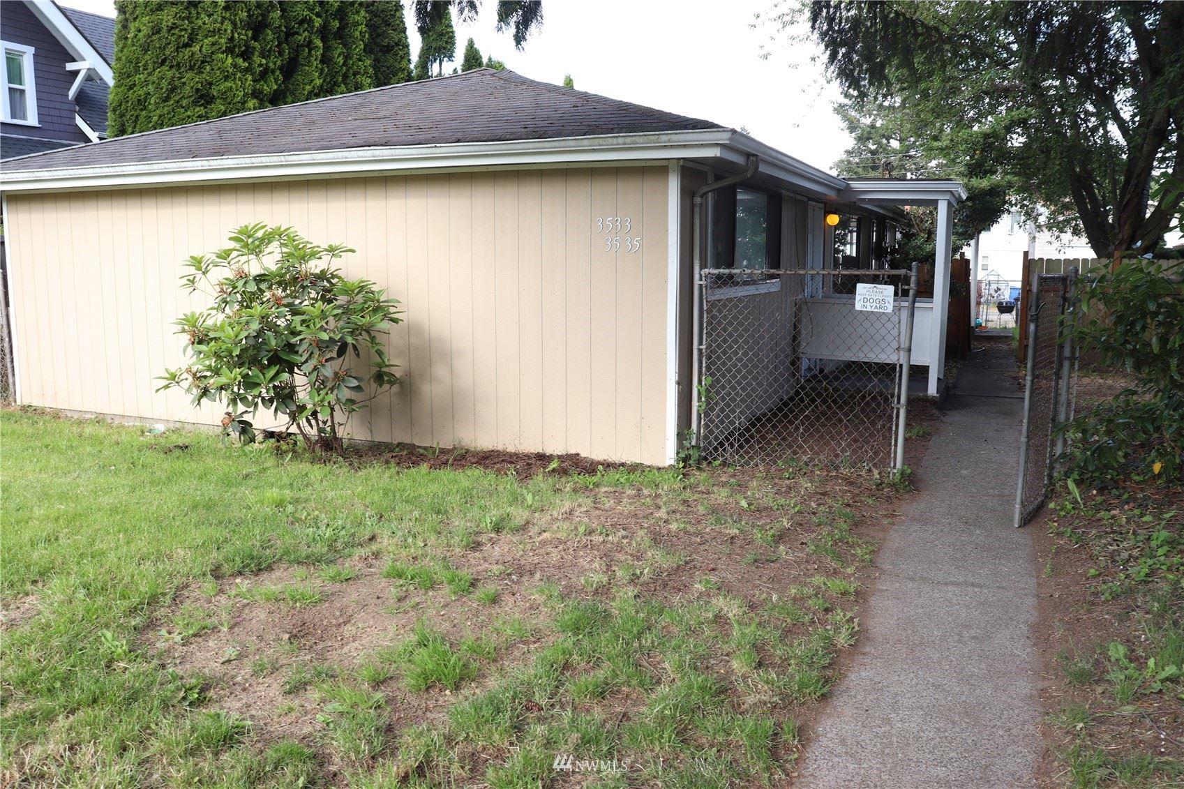 3533 S K Street, Tacoma, WA 98418 - #: 1834291