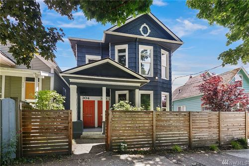 Photo of 304 25th Ave S #A, Seattle, WA 98144 (MLS # 1619294)