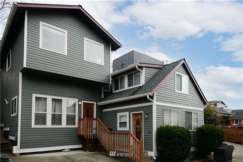Photo of 511 Ward Street #3, Seattle, WA 98109 (MLS # 1735294)