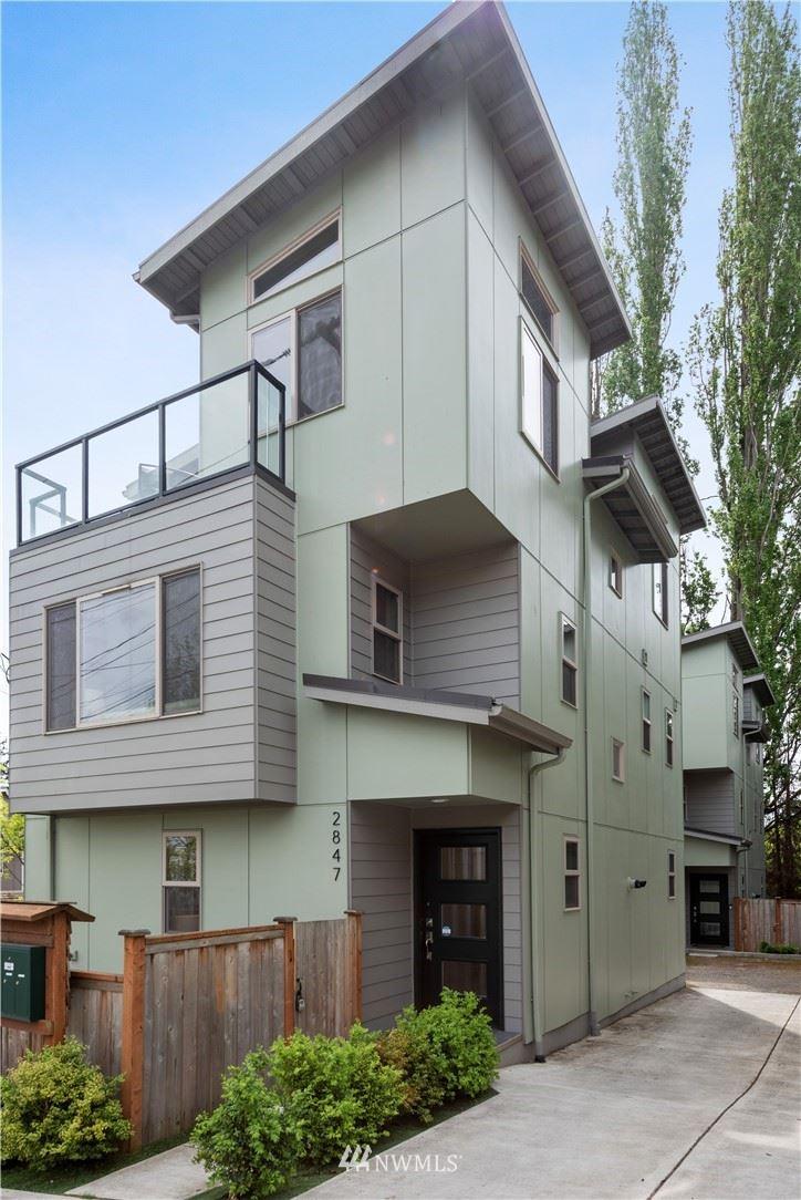 Photo of 2847 SW Nevada Street, Seattle, WA 98126 (MLS # 1770294)