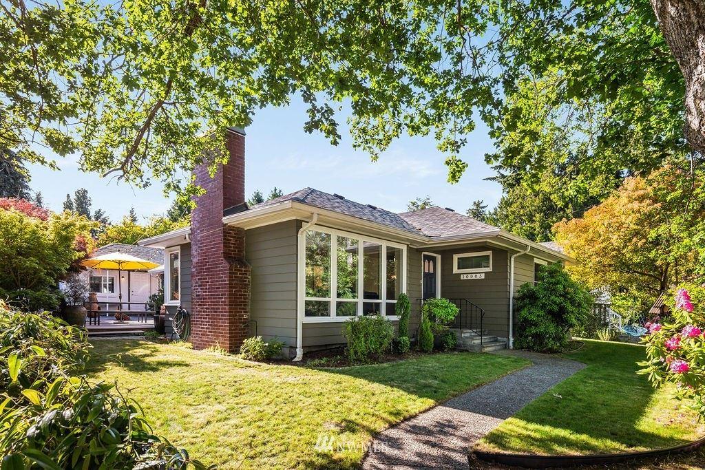 Photo of 10903 Linden Avenue N, Seattle, WA 98133 (MLS # 1785294)