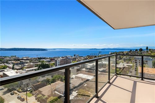 Photo of 100 Ward Street #800B, Seattle, WA 98109 (MLS # 1659295)
