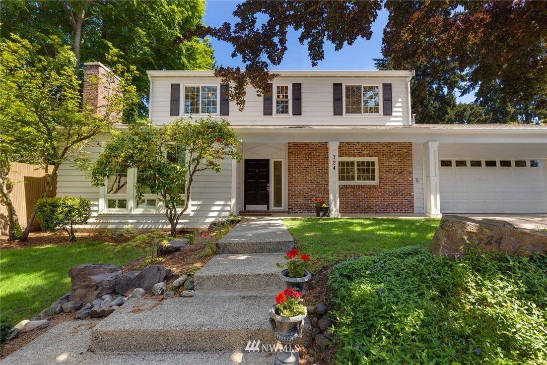 Photo of 724 96th Avenue SE, Bellevue, WA 98004 (MLS # 1774295)