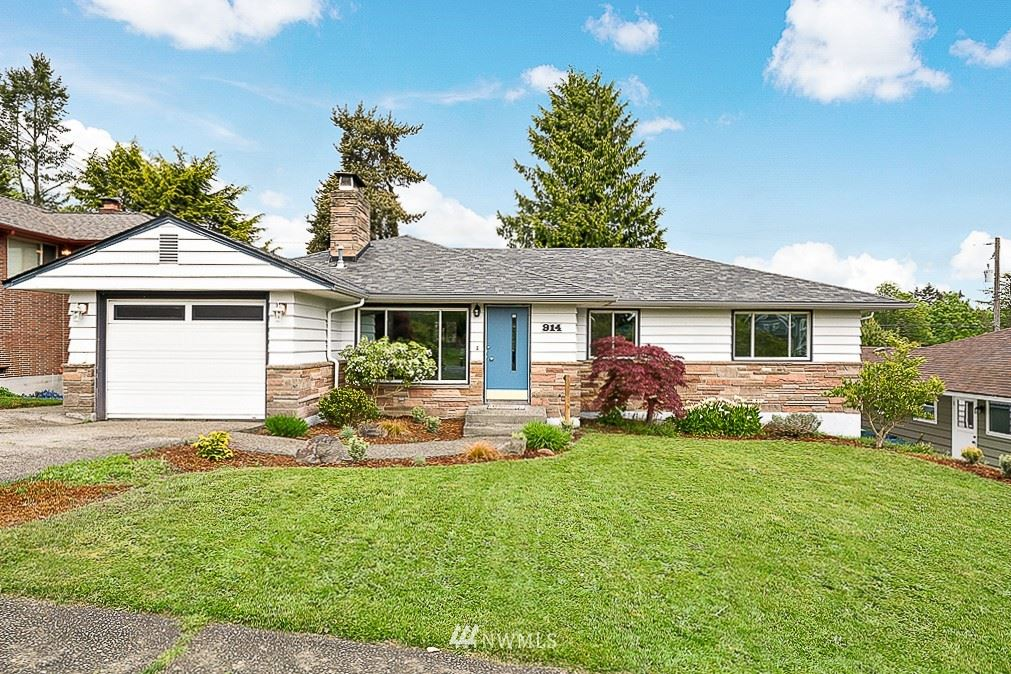 Photo of 914 NW 105th St, Seattle, WA 98177 (MLS # 1776295)