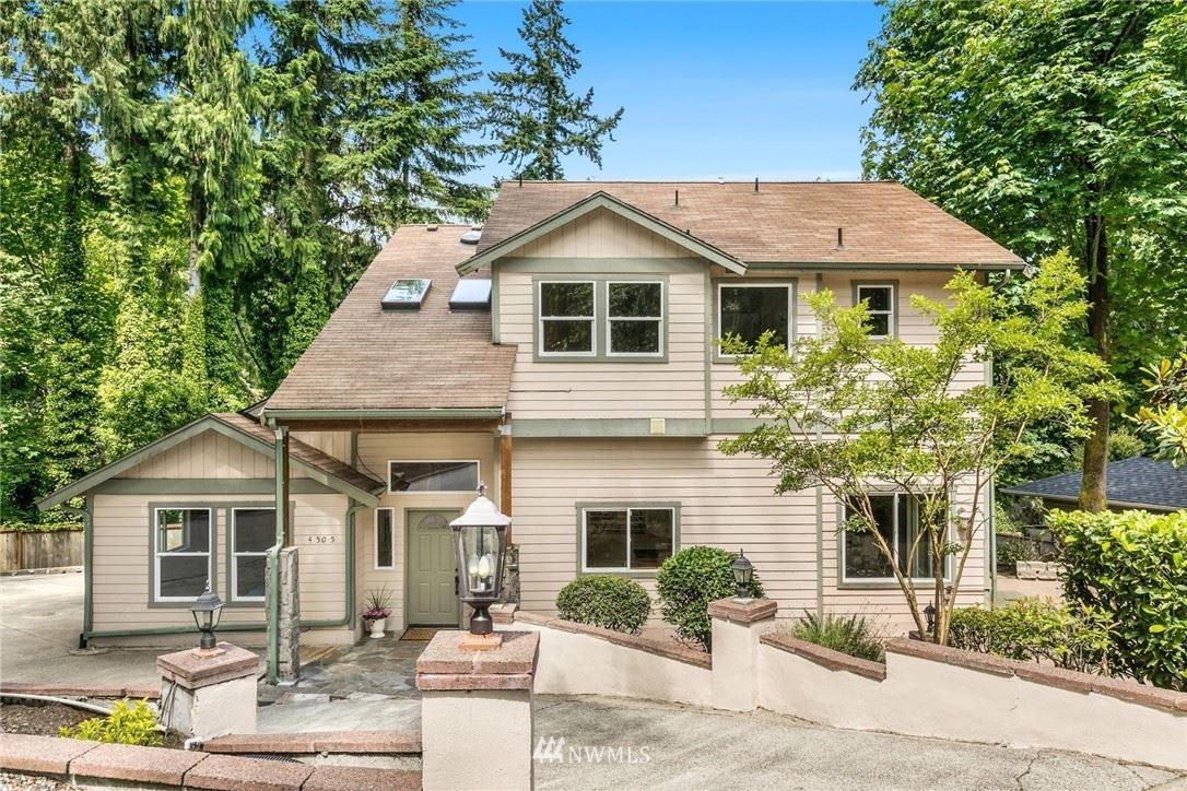 Photo of 4505 Lake Heights Street, Bellevue, WA 98006 (MLS # 1791295)