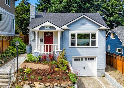 Photo of 324 NE 56th St, Seattle, WA 98105 (MLS # 1626297)