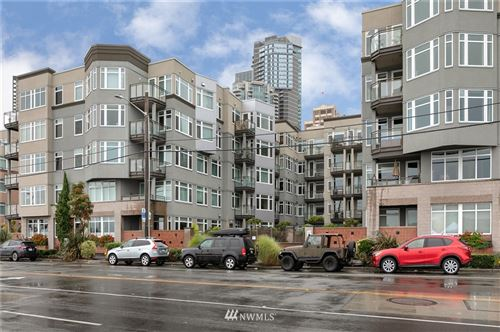 Photo of 1900 Alaskan Way #213, Seattle, WA 98101 (MLS # 1667297)