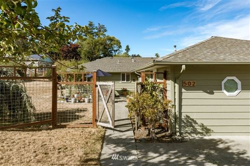 Photo of 502 NW 4th Street, Coupeville, WA 98239 (MLS # 1840297)