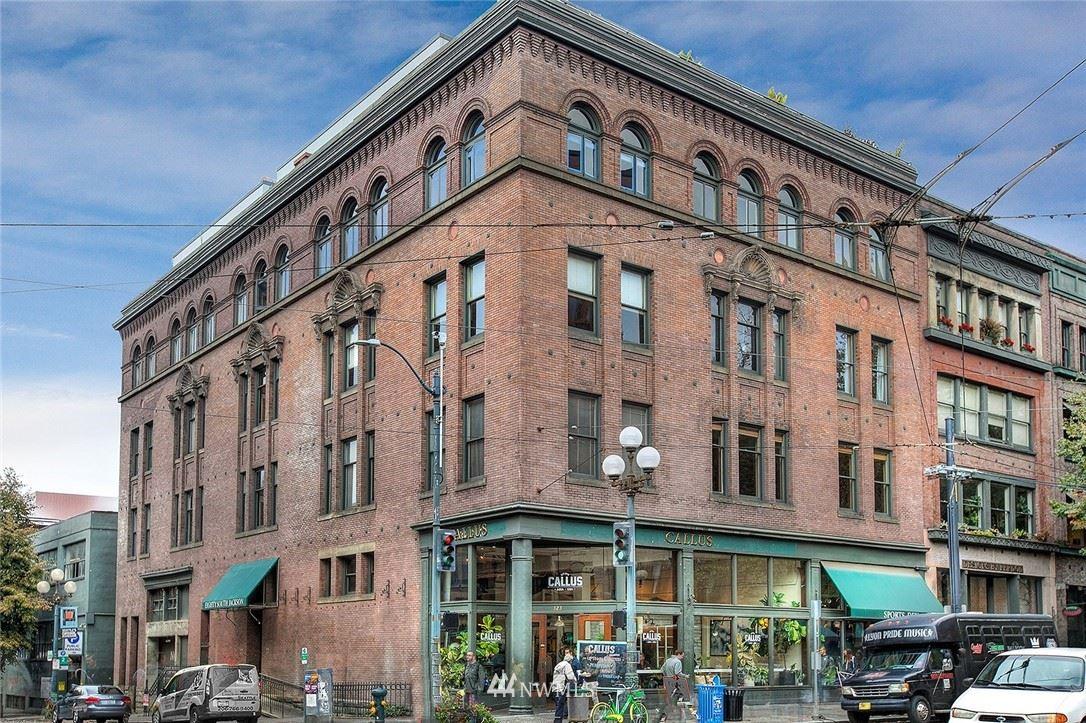 Photo of 80 S Jackson Street #304, Seattle, WA 98104 (MLS # 1698298)