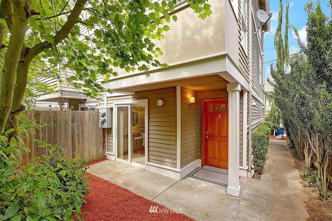 Photo of 814 W Argand Street #A, Seattle, WA 98119 (MLS # 1777299)