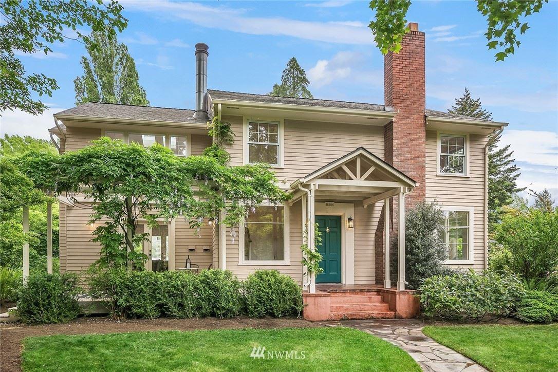 Photo of 11506 34th Avenue NE, Seattle, WA 98125 (MLS # 1781300)