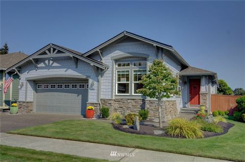 Photo of 8649 Bainbridge Loop NE, Lacey, WA 98516 (MLS # 1657301)