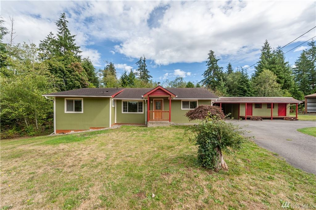 Photo for 202 Old Hill Rd, Aberdeen, WA 98520 (MLS # 1520304)
