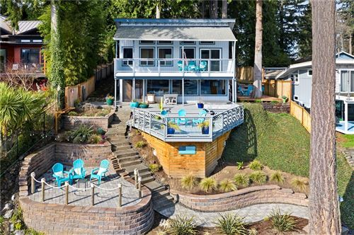 Photo of 4107 Forest Beach Drive NW, Gig Harbor, WA 98335 (MLS # 1736306)