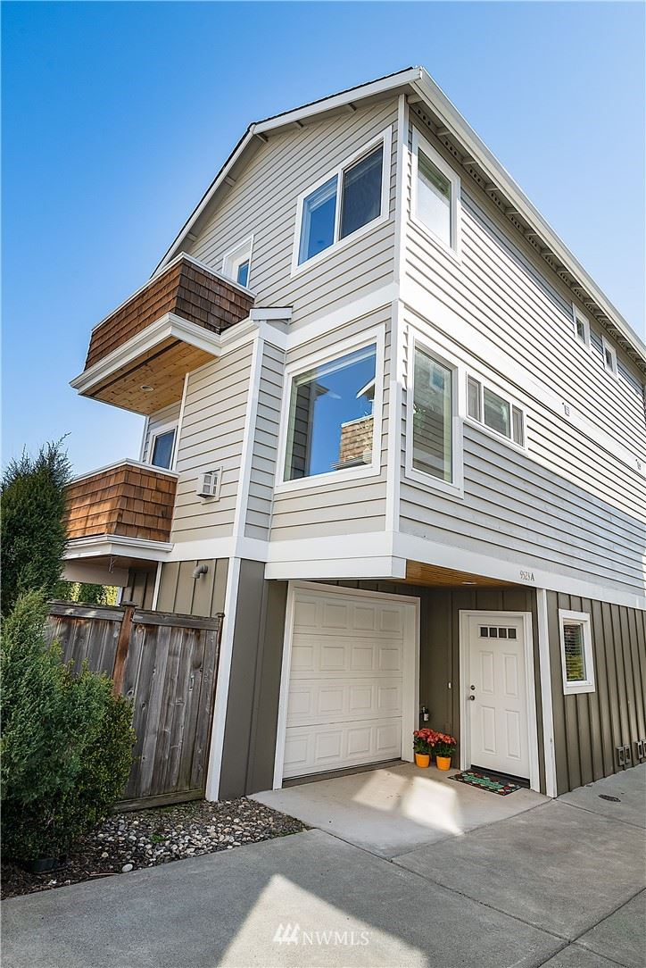 Photo of 9523 8th Avenue NW #A, Seattle, WA 98117 (MLS # 1757306)