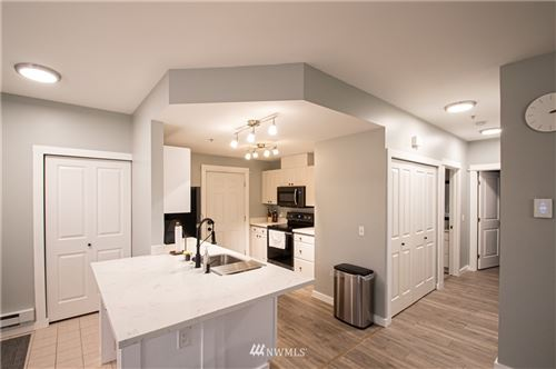 Photo of 4120 S 223rd Street #204, Kent, WA 98032 (MLS # 1694312)