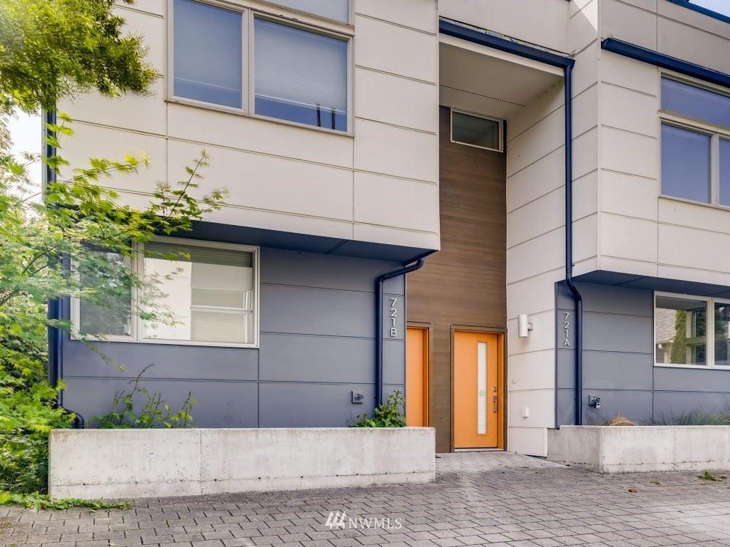 Photo of 721 26TH Avenue S #A, Seattle, WA 98144 (MLS # 1780313)